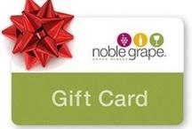 A Noble Christmas / Noble Grape Christmas Logos and ideas