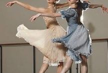 Ballet & Dance in Color / by Andrea Lynn Kuepper