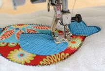 sewing tips / by Gloria Washington
