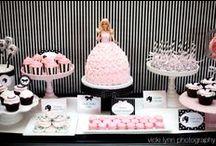I <3 Parties: Vintage Barbie