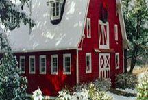 I love the barn