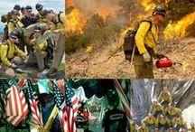 In Memory of the Granite Mountain Hotshots Crew