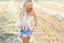 Fashion: Country Style