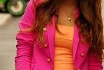 Fashion: Colour Blocking