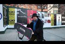 Board videos / Cool longboard and skateboard videos