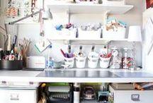 Closet/Sewing room ideas