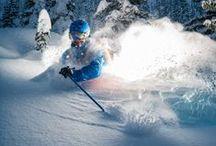 Shut Up and ........ SKI!! / Skiing, skining, touring