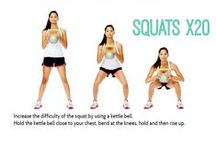 Health: Workouts / The best exercises