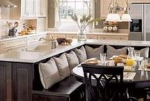 Home Sweet Home: Kitchen