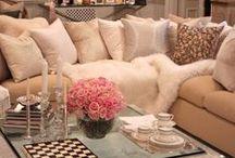 Home Sweet Home: Living Room