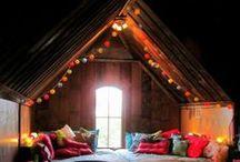 Home Sweet Home: Attic/Basement