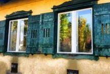 Ablakok, ajtók (my photos)