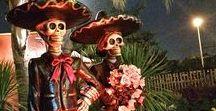 Day of the Dead /Dia de Muertos.