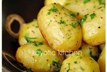 Potatoes & Rice Dishes