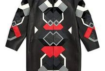 LEATHER: Patchwork