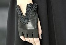LEATHER: accessories