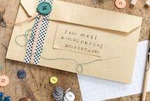 You've got mail / Postcards, envopes, snailmail...