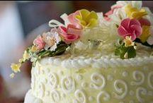 Cuisine at Terrace On The Park / Wedding cakes and cuisine