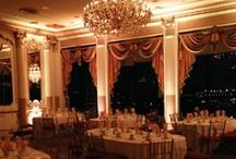 Lighting at Terrace On The Park / Weddings