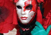 Maschera / Una de mis grandes pasiones... Lo que cubre al rostro con los más diversos fines.