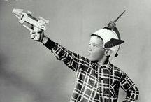 RAY GUNS / by Dennis Nordman