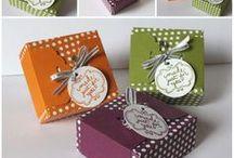 Envelope Punch Board / Ideen und Bastelarbeiten mit Envelope Punch Board // Stanz- und Falzbrett für Umschläge