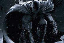 Batman / Mi superhéroe por excelencia