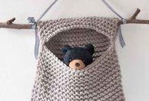 Stricken / stricken, knit, tricoter