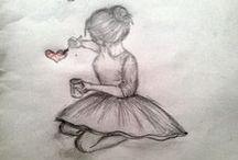 Drawings / Stuff I draw