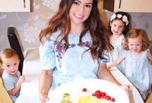 Food and Recipes / Discover delicious recipes, perfect for entertainng, or sharing with all the family. Wonderful Persian desserts, refreshing pasta, fruit, vegetables, and simple ingredients. All with a little love from Leyla x