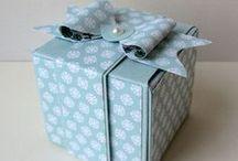 Gift Box Punch Board / Ideen und Bastelarbeiten mit Gift Box Punch Board // Stanz- und Falzbrett für Geschenkboxen