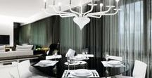 New classic / interiors in new classical style, actual trends