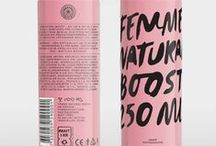DESIGN & PACKAGING / Great looking graphics/design on cute products / by J. Parker