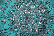 turquoise speaks to me / by Shelly Casement