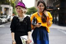 STYLE MUSE / Fashion and style inspiration / by J. Parker