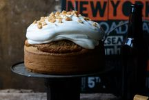 SWEET TREATS / Cakes, crumbles, puddings and sweet treats.