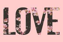 love <3 / things I love!