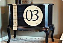 furniture / by Tara MiSioux