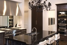 Living: in the kitchen / Kitchens