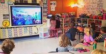 Technology in my Class / Are first grade students too young to use technology, of course not! I love incorporating technology in any way that I can for my mobile native students. It will be in their lives forever, so I want to teach them to use them appropriately and creatively!