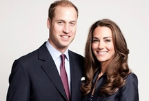 PrinceWilliam&Catherine~ / Prince William is the elder son of The Prince of Wales and the late Diana, Princess of Wales. On April 29, 2011, following his marriage to Catherine Middleton, the title The Duke of Cambridge was conferred on him by The Queen. Catherine Elizabeth Middleton, now known as The Duchess of Cambridge, was born to Michael and Carole Middleton at the Royal Berkshire Hospital, Reading, on January 9, 1982. The couple married on April 29, 2011 in Westminster Abbey. / by Paula Tramonte