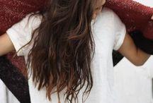 women's hair//long... / Long Hair styles... / by Michelle Yule