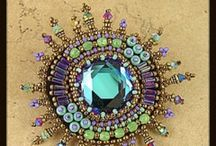 bead inspirations / by Sandi Roy