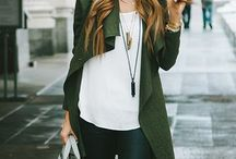 Syle: Fall + Winter / Clothes + Jewelry + Shoes