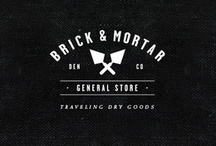 Brick & Mortar General Store  / Brick & Mortar General Store is a traveling boutique that brings a well-curated mix of handcrafted home goods, jewelry, custom art and accessories. Each item has been hand-picked for its craftsmanship, beauty, uniqueness and charm. Contrary to it's name, Brick & Mortar isn't at all, it's actually a shop that moves from place to place, surprising unsuspecting shoppers and drawing them in with it's chic and magnetic allure. / by Brick & Mortar General Store