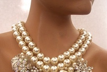 "PEARLS~~ / The twelve gates of the New Jerusalem are each made of a single pearl in Revelation 21:21, that is, the Pearly Gates. ""And the twelve gates were twelve pearls; every gate was of one pearl: and the streets of the city were pure gold, as if transparent glass."" / by Paula Tramonte"