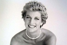 Princess Diana~ / Diana Frances Spencer (July 1, 1961–August 31, 1997), wife of Charles, Prince of Wales, whom she married on July 29, 1981.  Their wedding was held at St. Paul's Cathedral and was seen by a global television audience of over 750 million. While married, she bore the courtesy titles of Princess of Wales, Duchess of Cornwall, Duchess of Rothesay, Countess of Chester and Baroness of Renfrew. Prince Charles and Princess Diana had two sons, the Princes William and Harry. / by Paula Tramonte