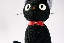 gatos / gatos / by Imelda Sasim