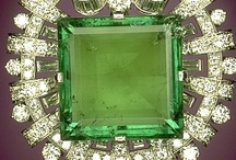 Emeralds~ / The EMERALD is one of the most beautiful, costly, and rarest gems known to mankind. The first appearance of the EMERALD in history was in Egypt. The Egyptians considered the Emerald the most sacred of gemstones. In the Bible gemstones were used to adorn the breast plate used by the high priest when ministering to Jehovah-GOD. Gemstones are described in the 28th chapter of the book of Exodus, and also in the last book of the Bible, Revelation the 21st chapter which describes the Holy City of God. / by Paula Tramonte