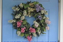 Wreaths / by Jeanette Bruce